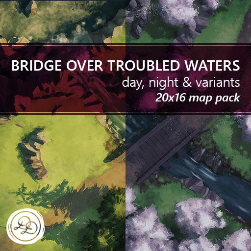 Bridge Over Troubled Waters Battlemaps