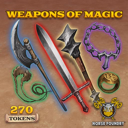 Weapons of Magic