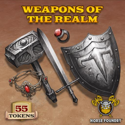Weapons of the Realm