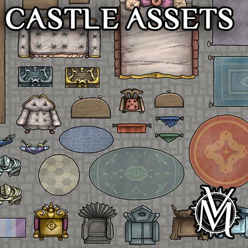 Castle Assets