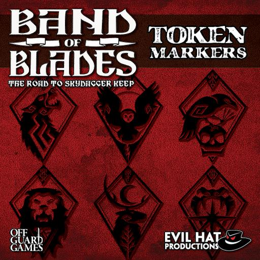 Band of Blades: Token Markers