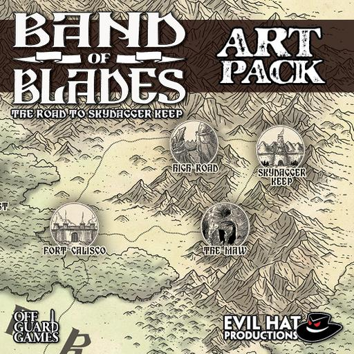 Band of Blades: Token Set