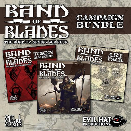Band of Blades: Skydagger Keep Campaign Bundle