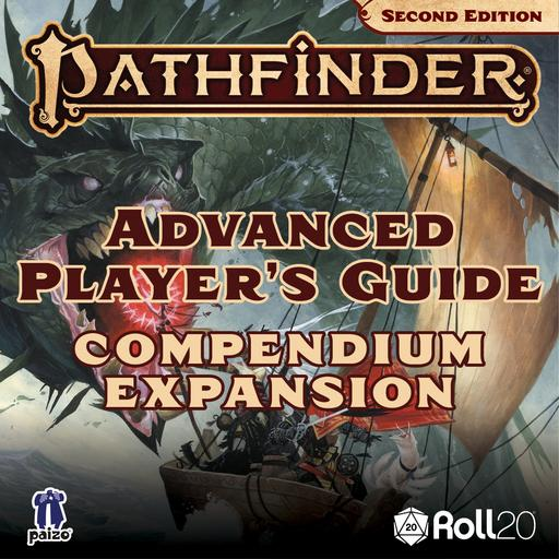 Pathfinder Second Edition Advanced Player's Guide