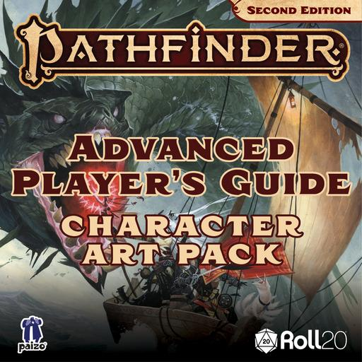 Advanced Player's Guide Character Art Pack