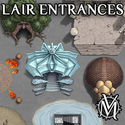 Lair Entrances