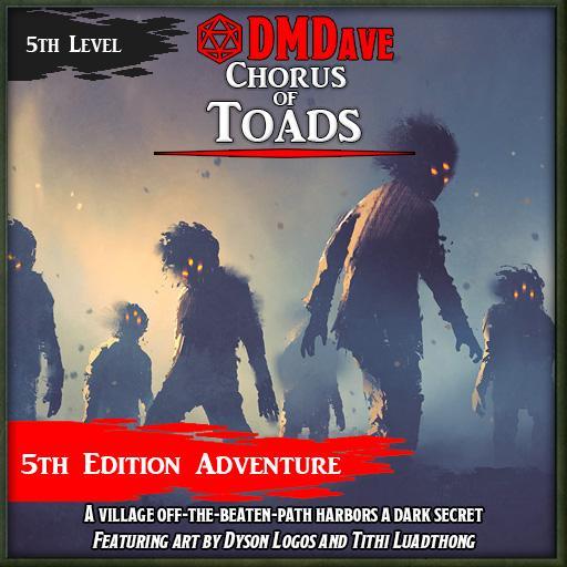 Chorus of Toads