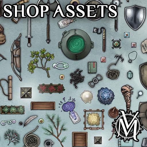 Shop Assets