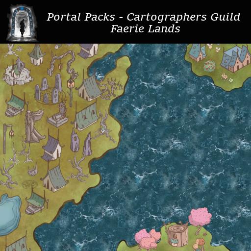 Portal Packs - Cartographers Guild - Faerie Lands