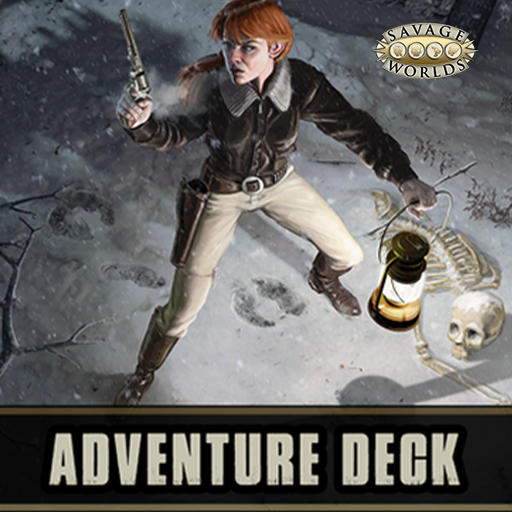 Savage Worlds Adventure Deck