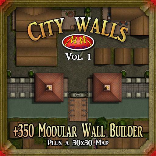 City Walls V1
