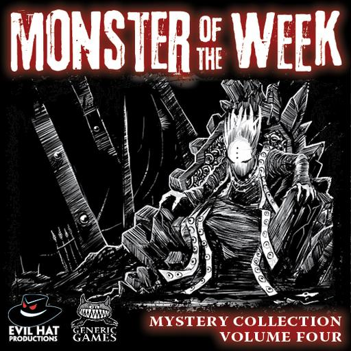 Monster of the Week Mystery Collection #4