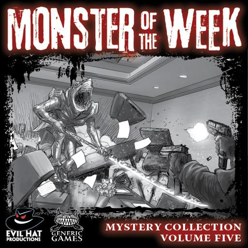 Monster of the Week Mystery Collection #5