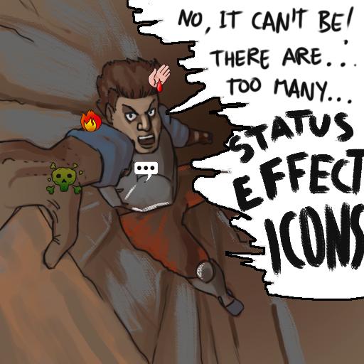 Status Effect Icons