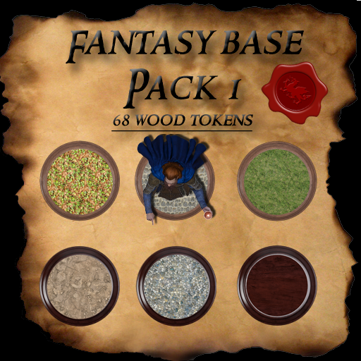 Fantasy Base Pack 1