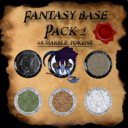 Fantasy Base Pack 2