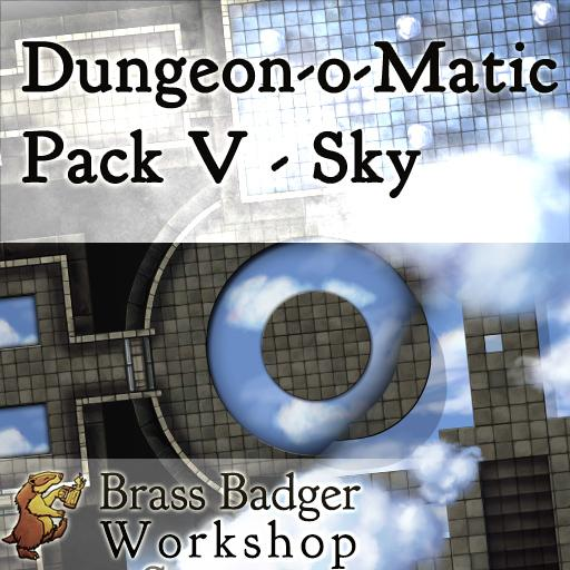 Dungeon-o-Matic - Sky