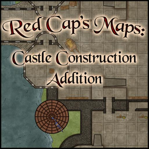 Red Cap's Maps Castle Construction Addition