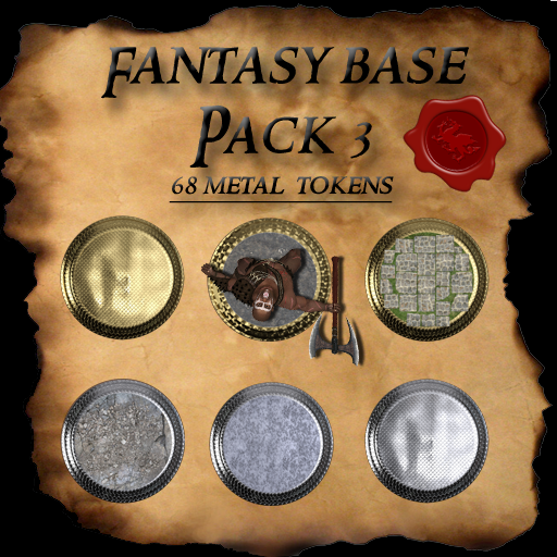 Fantasy Base Pack 3