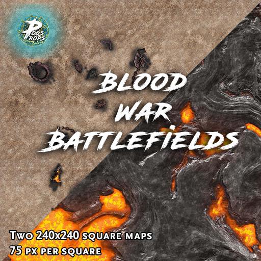 Blood War Battlefield