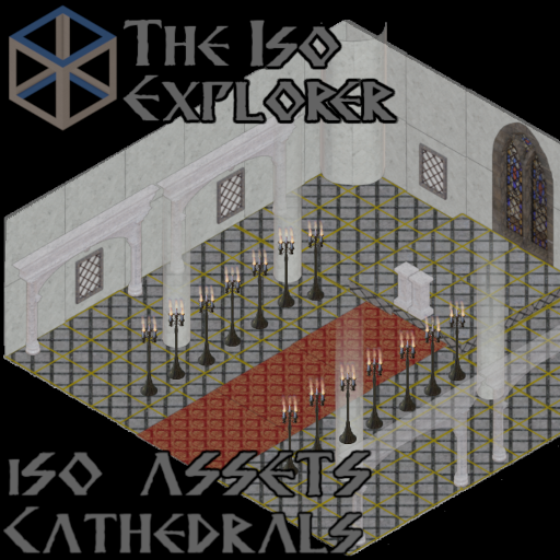 Iso Assets: Cathedrals