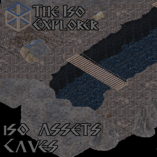Iso Assets: Caves