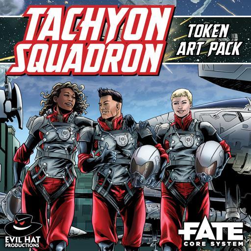 Tachyon Squadron: Art Pack