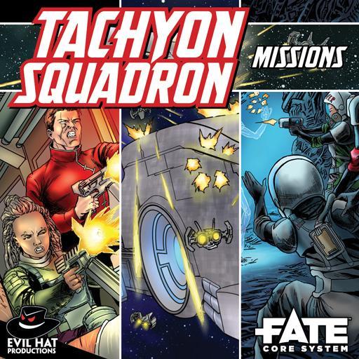Tachyon Squadron Missions