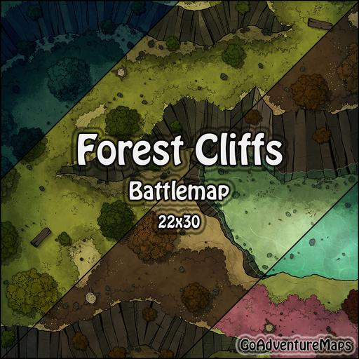 Forest Cliffs