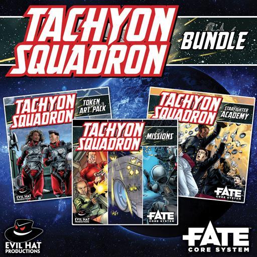 Tachyon Squadron Bundle