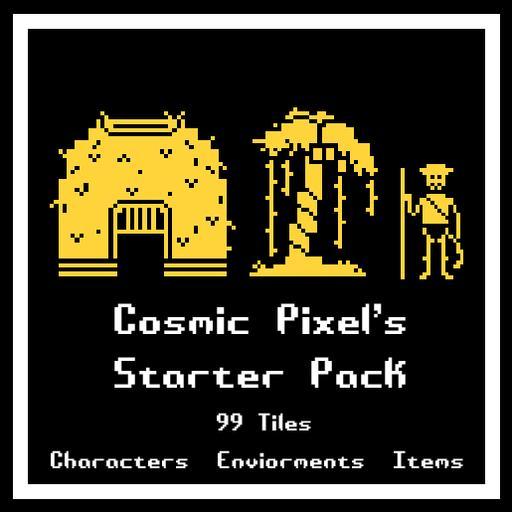 Cosmic Pixel's Starter Pack