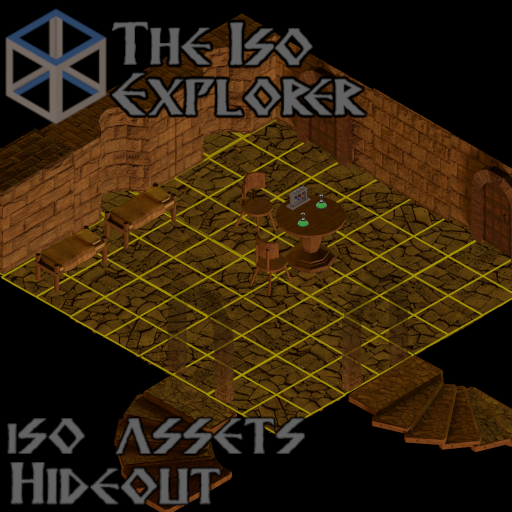 Iso Assets: Hideout