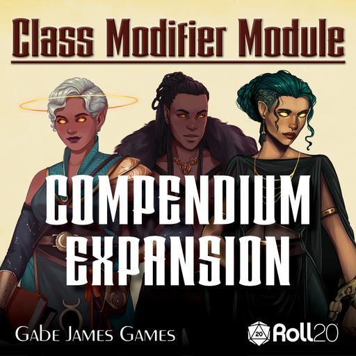 Class Modifier Module