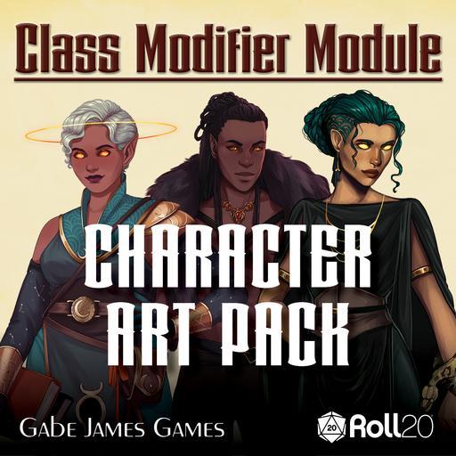 Class Modifier Module Art Pack