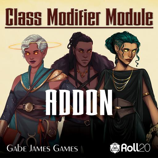 Class Modifier Module Addon