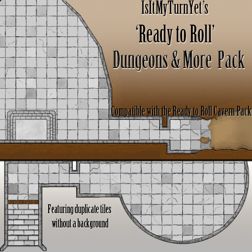 Ready to Roll Dungeons & More Pack