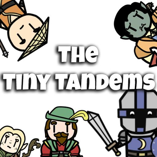 The Tiny Tandems (Pack 1)