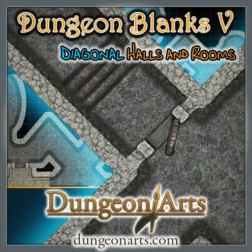Greytale's Dungeon Blanks 5