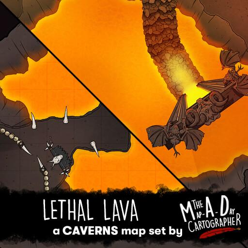 Lethal Lava Map Pack