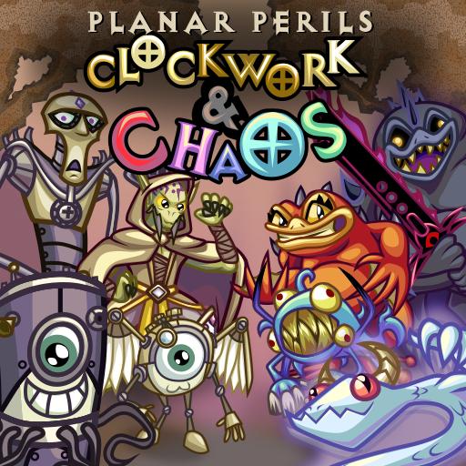 Planar Perils - Clockwork & Chaos