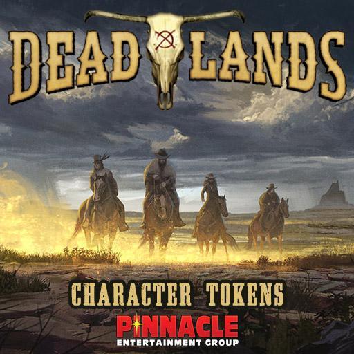 Savage Worlds Deadlands Token Set