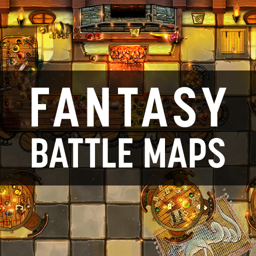 Fantasy Battle Maps #02
