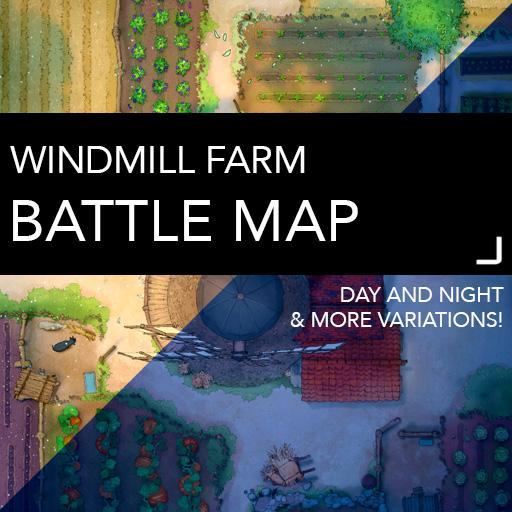 Windmill Farm Battle Maps