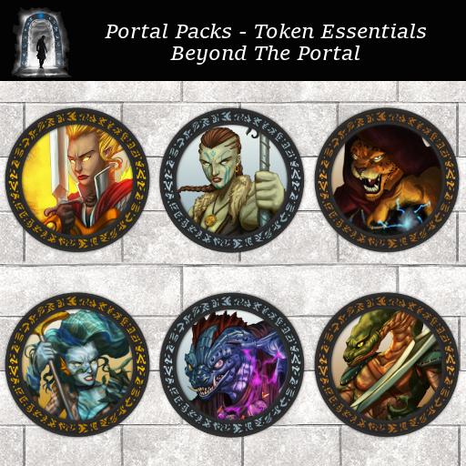 Portal Packs - Token Essentials - Beyond The Portal