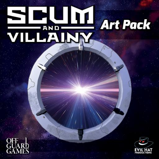 Scum and Villainy: Art Pack