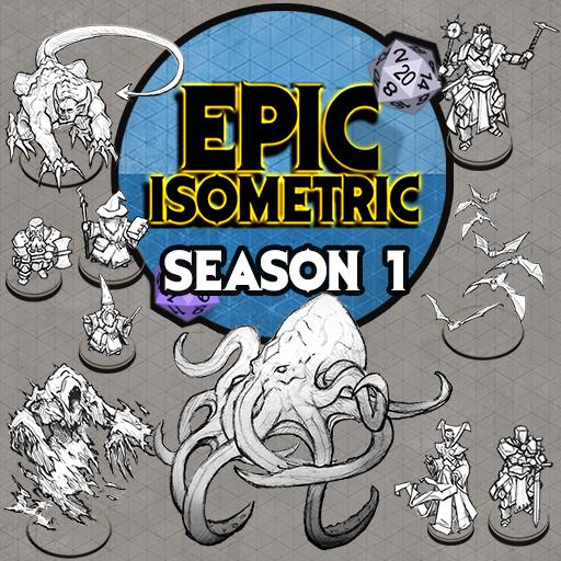 Epic Isometric - Season 1
