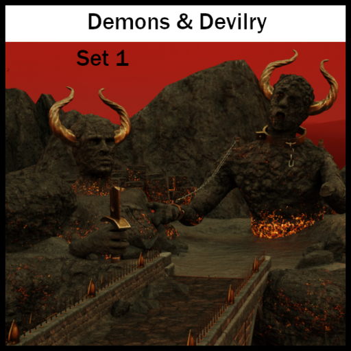 Creature Encounter: Demons and Devilry