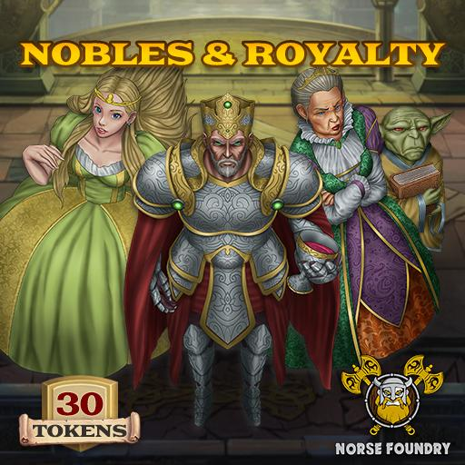 Nobles & Royalty
