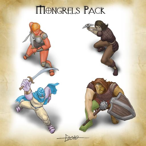 Mongrels Pack