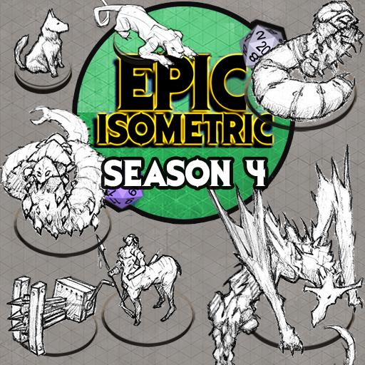 Epic Isometric - Season 4